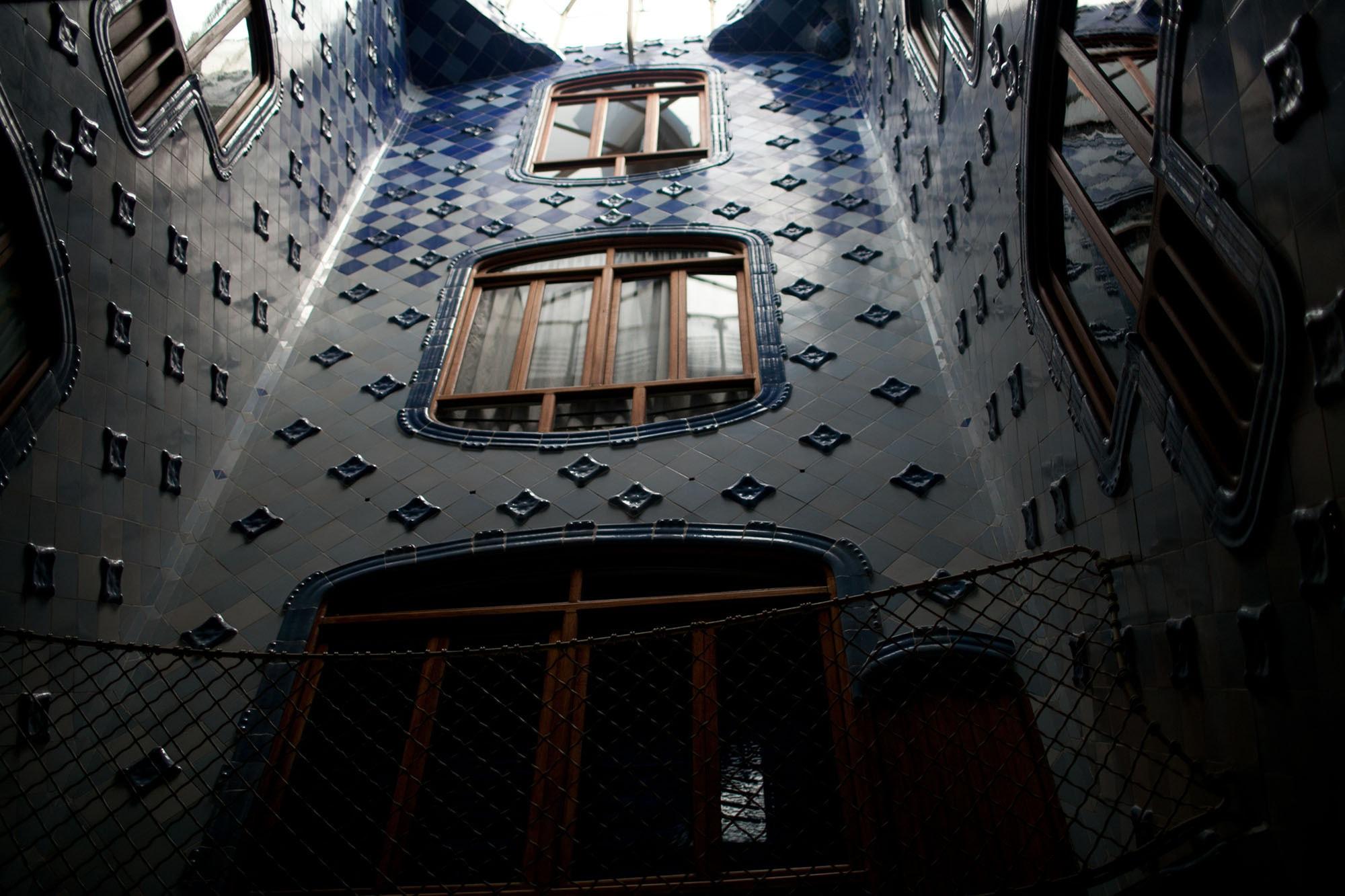 Casa Batllo in Barcelona, Spain