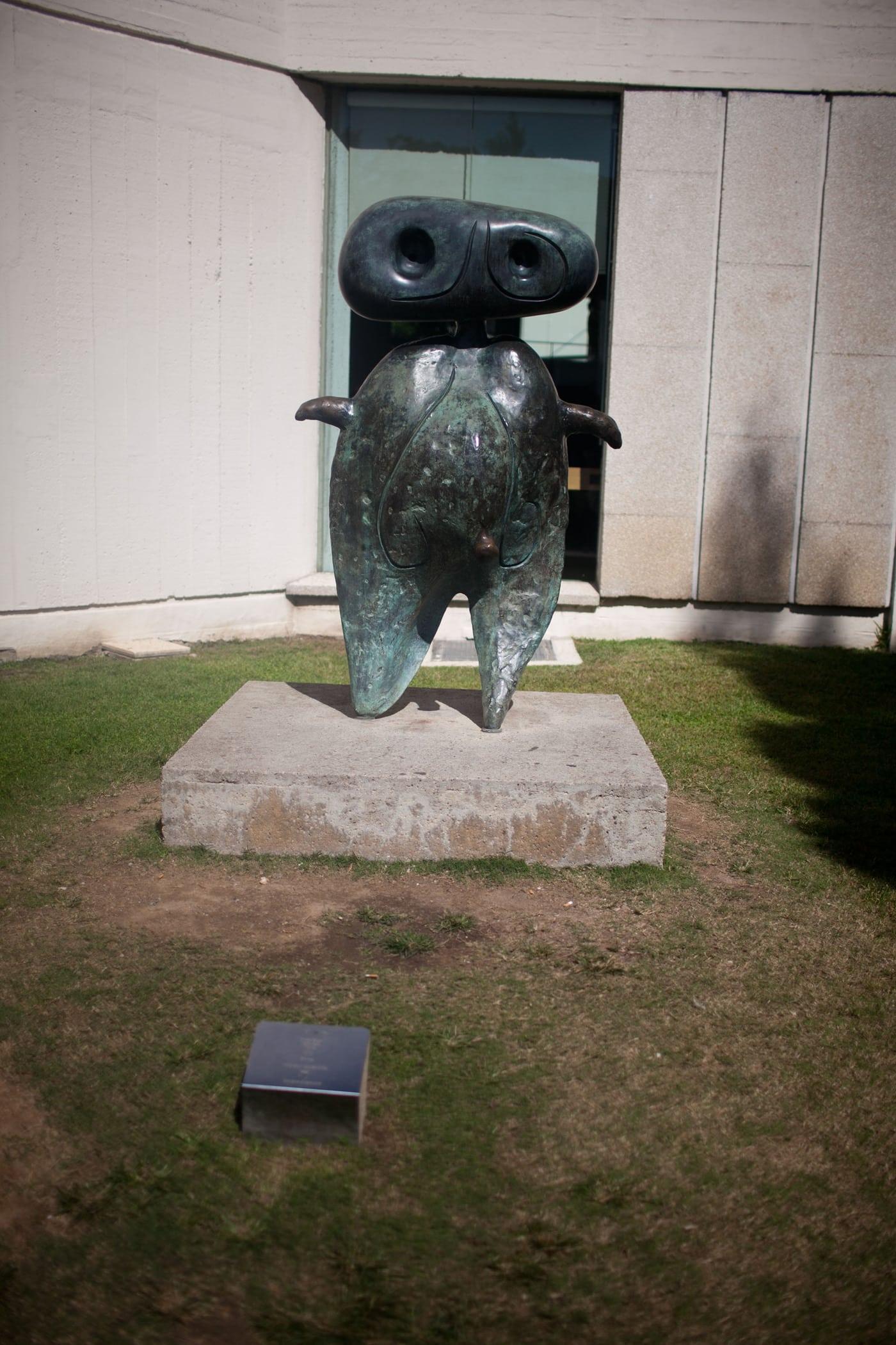 Fundacio Joan Miró