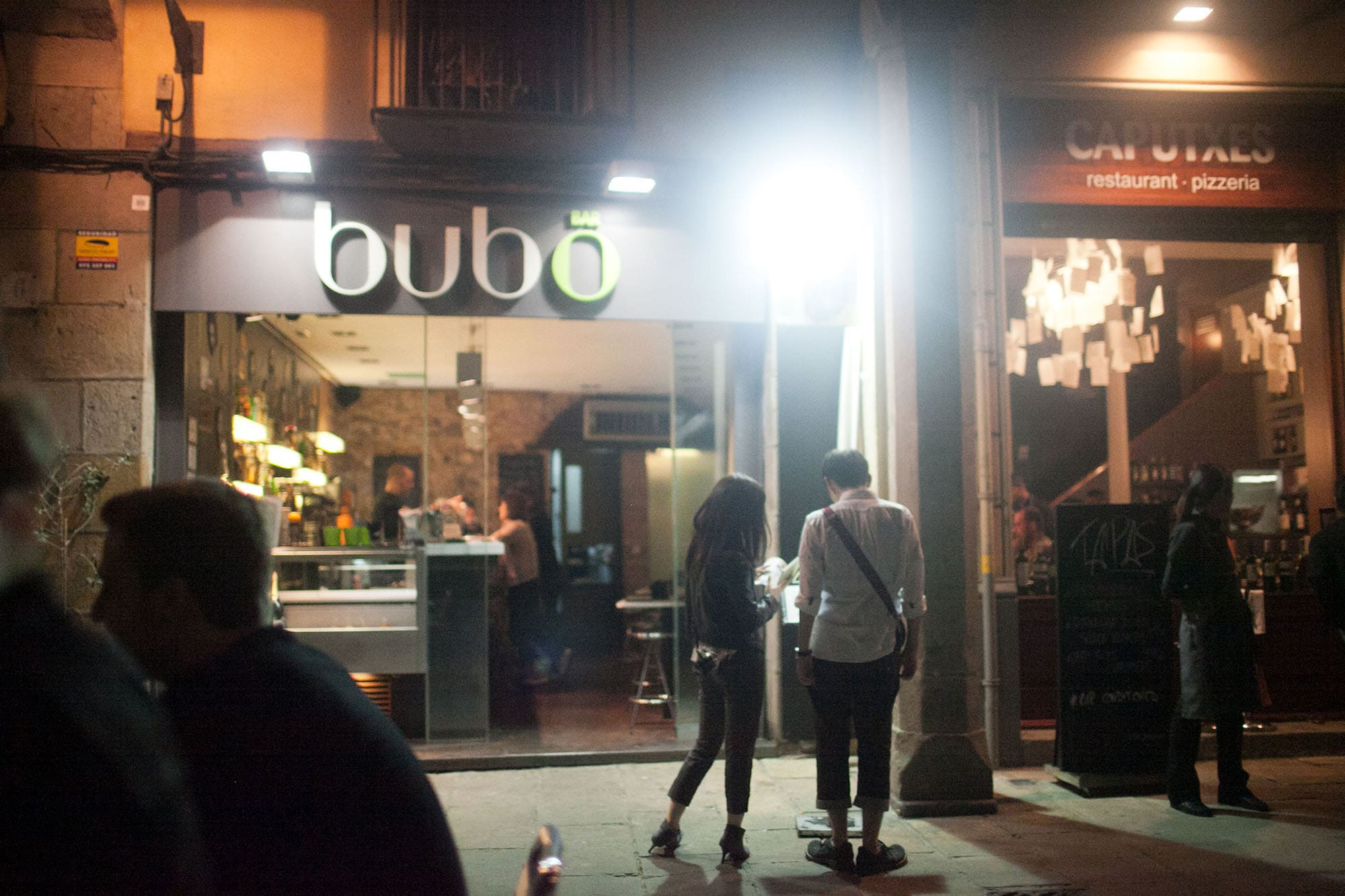Cava and tapas in Barcelona