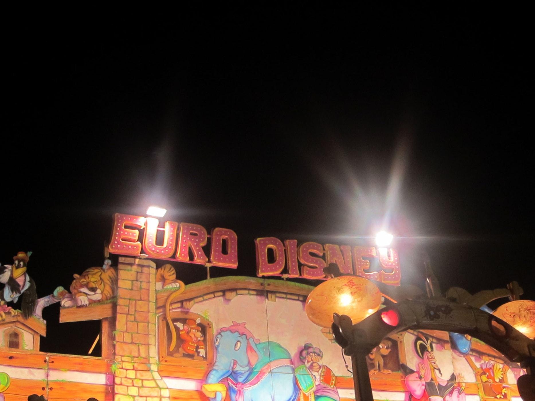 Carnival in Barcelona