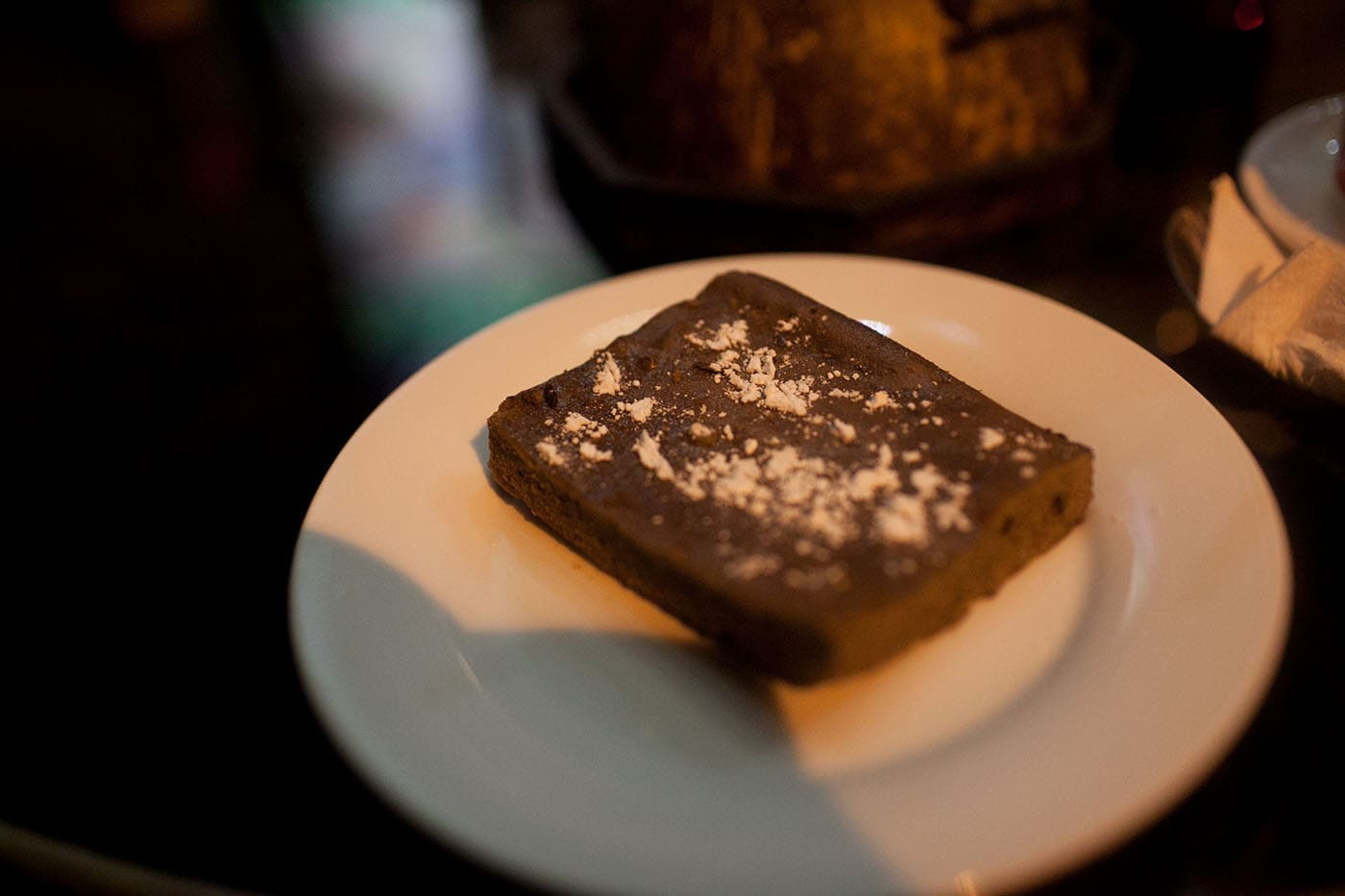 Brownie in Battambang, Cambodia