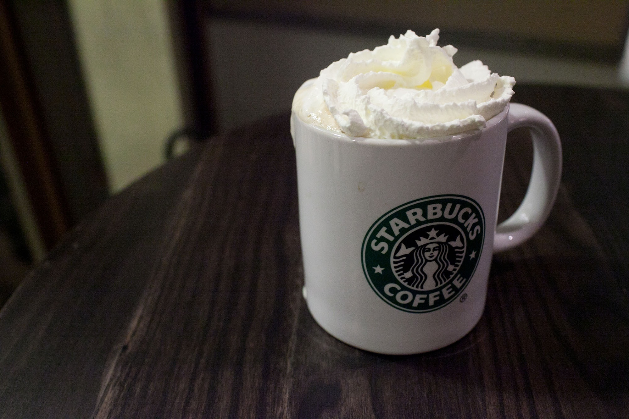Starbucks in Brussels, Belgium