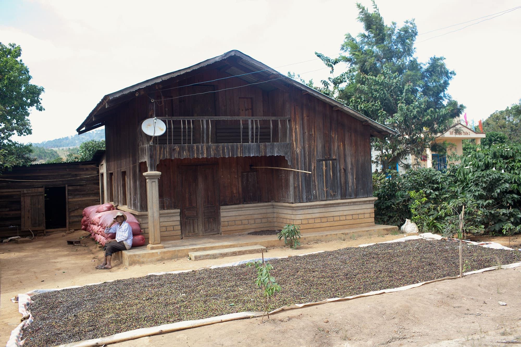 Minority village in Dalat, Vietnam - Dalat Countryside Tour in Vietnam