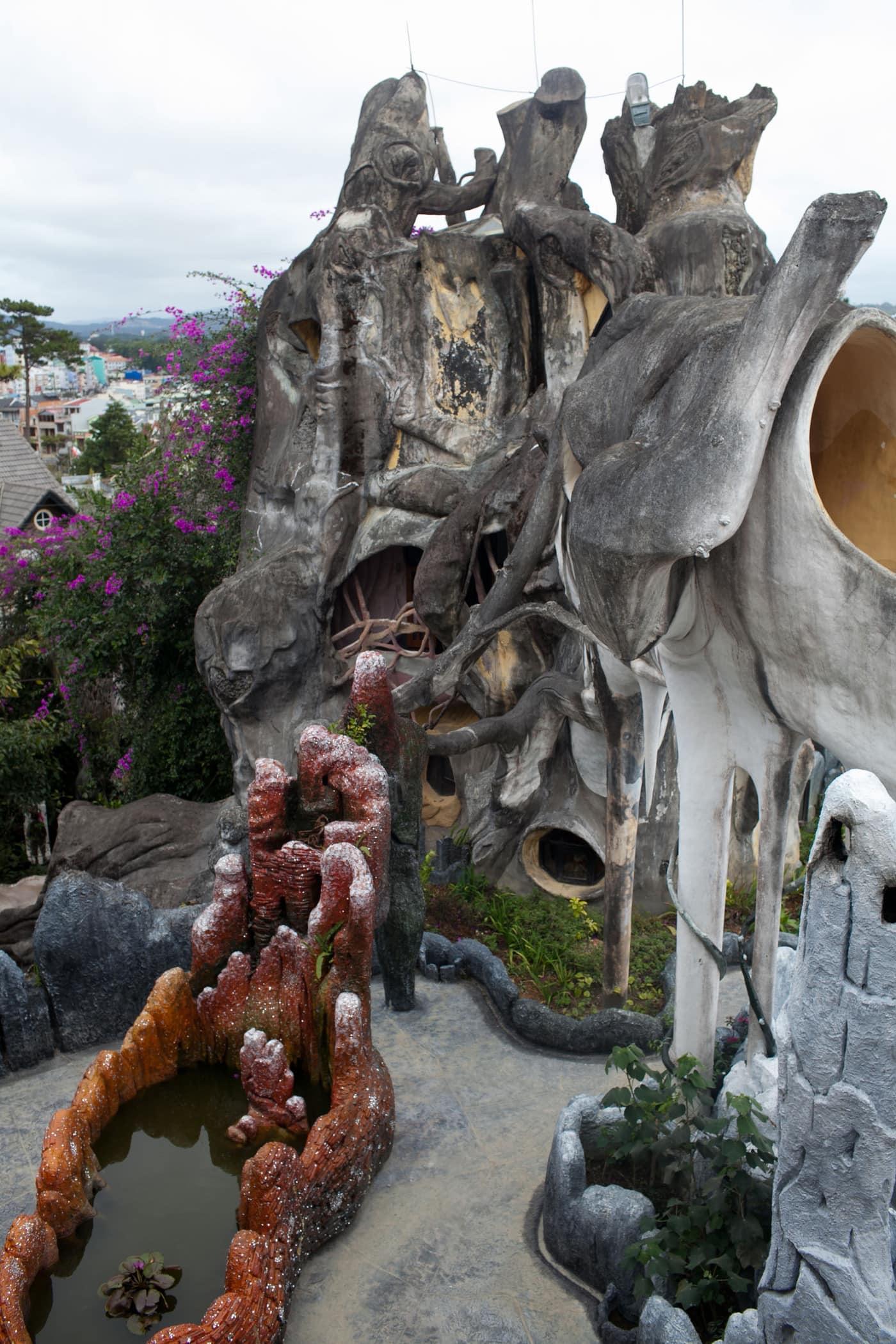 Crazy House in Dalat, Vietnam - Dalat Countryside Tour in Vietnam