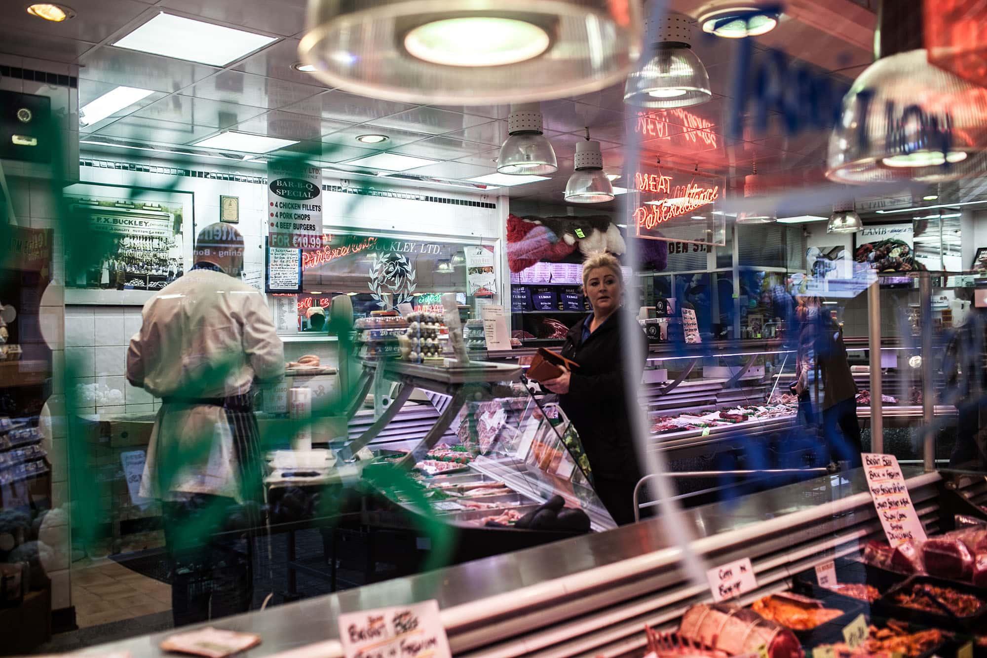 Meat shop - Dublin, Ireland