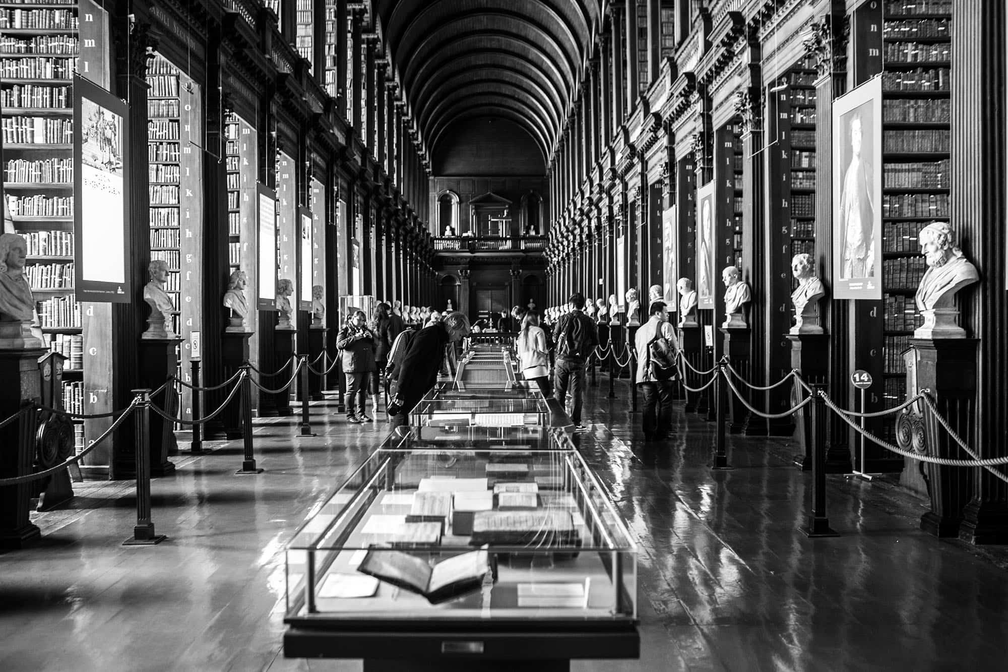 The Long Room - Dublin, Ireland