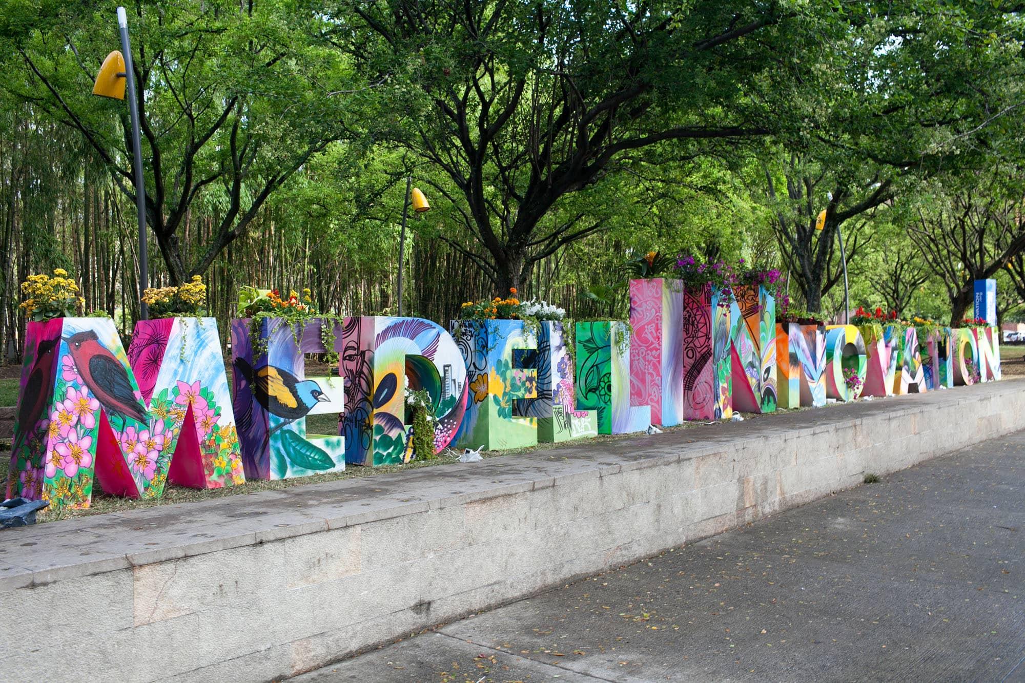 Feria de las Flores - Medellinovation in Medellin, Colombia