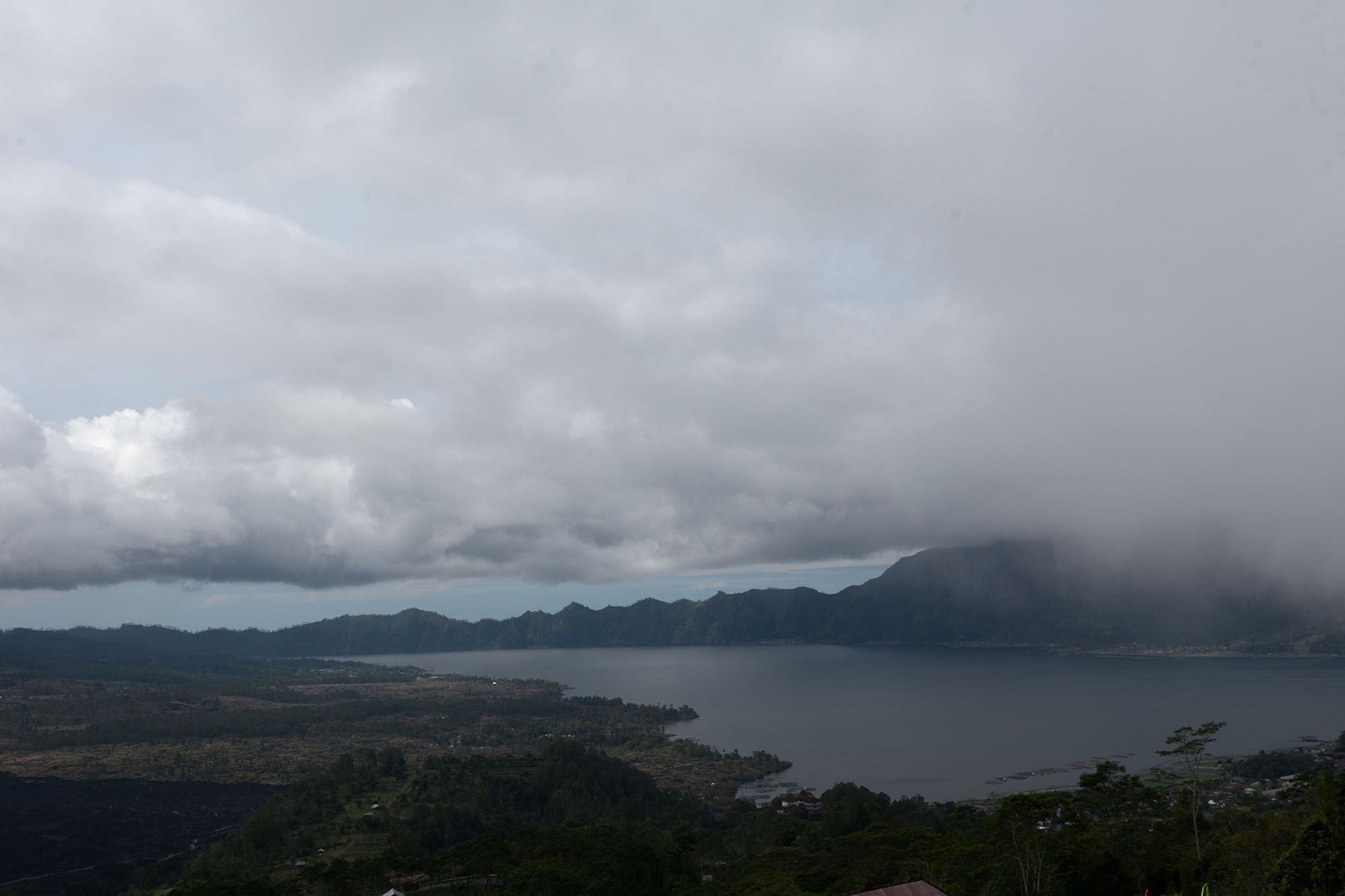 Gunung Batur Volcano in Bali, Indonesia
