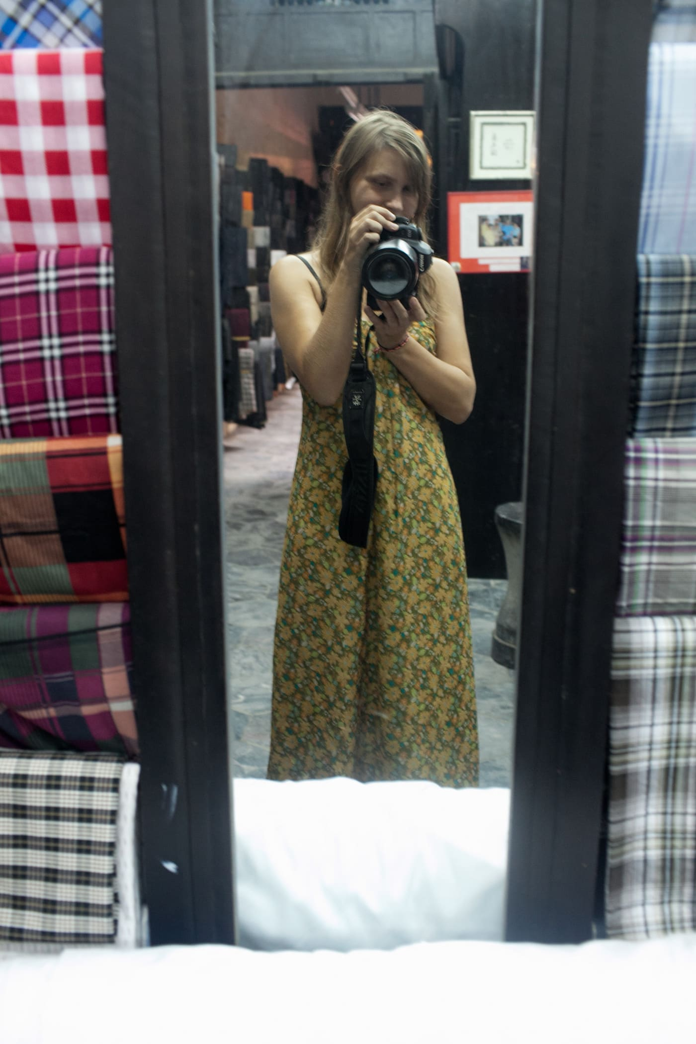 Shopping in Hoi An - Custom tailored dresses from B'Lan in Hoi An, Vietnam