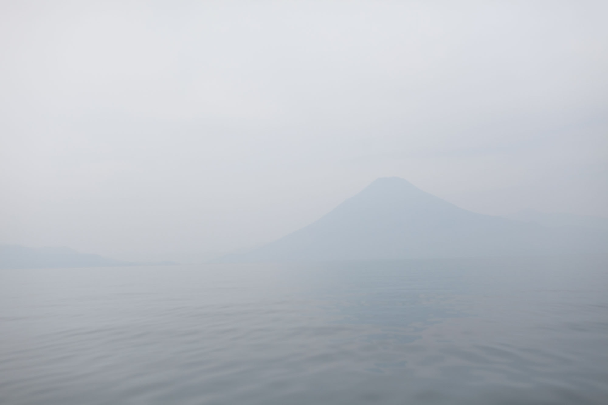 San Pedro on Lake Atitlan in Guatemala