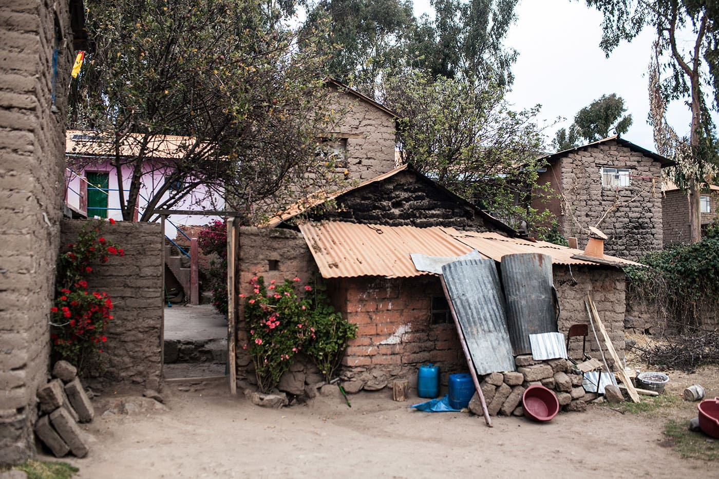 Homestay in Amantani - Lake Titicaca Peru