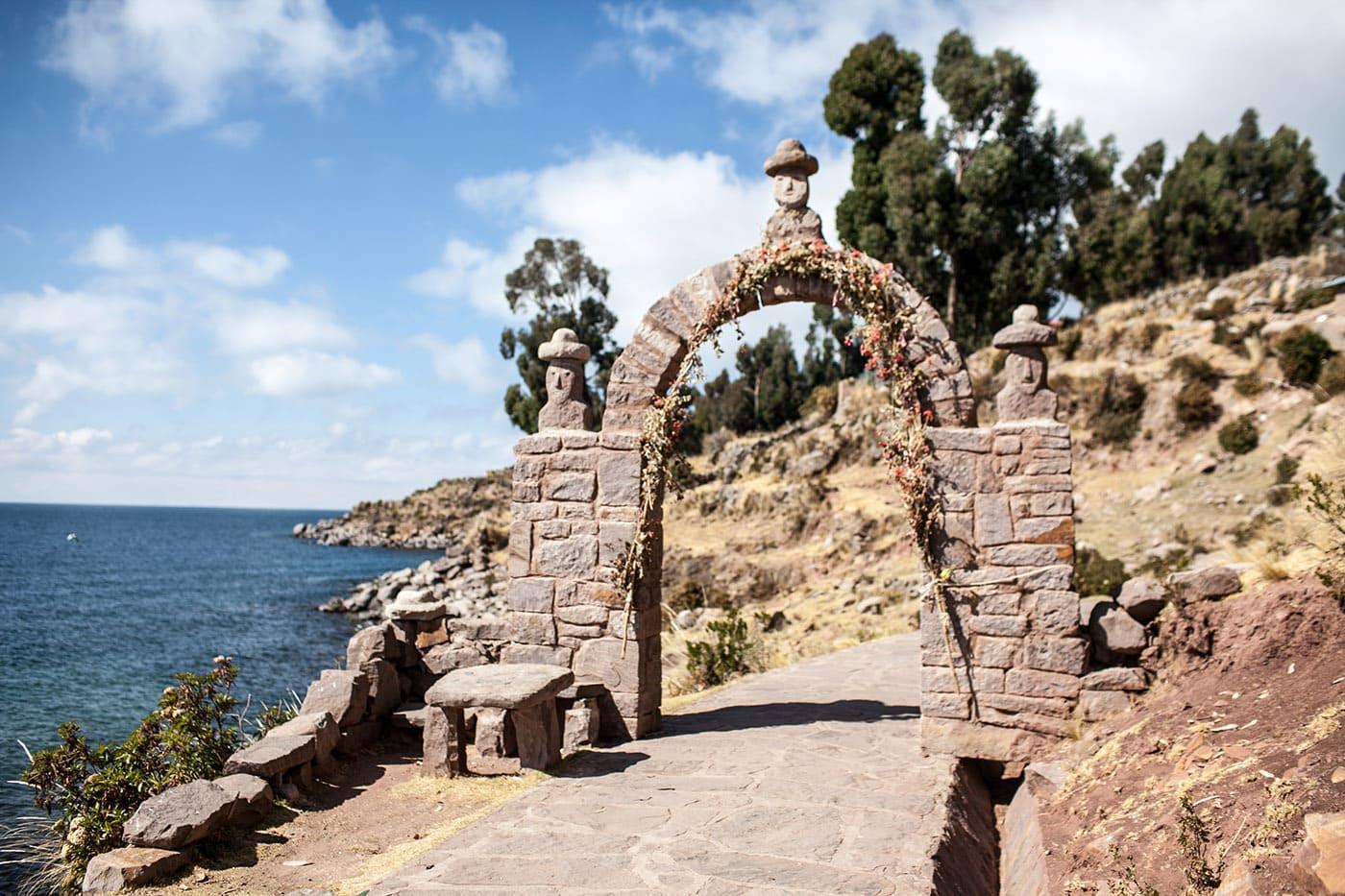 Amantani - Lake Titicaca Peru