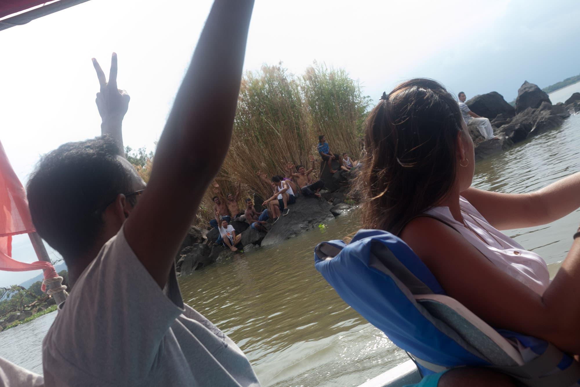 Las Isletas Tour in Granada, Nicaragua