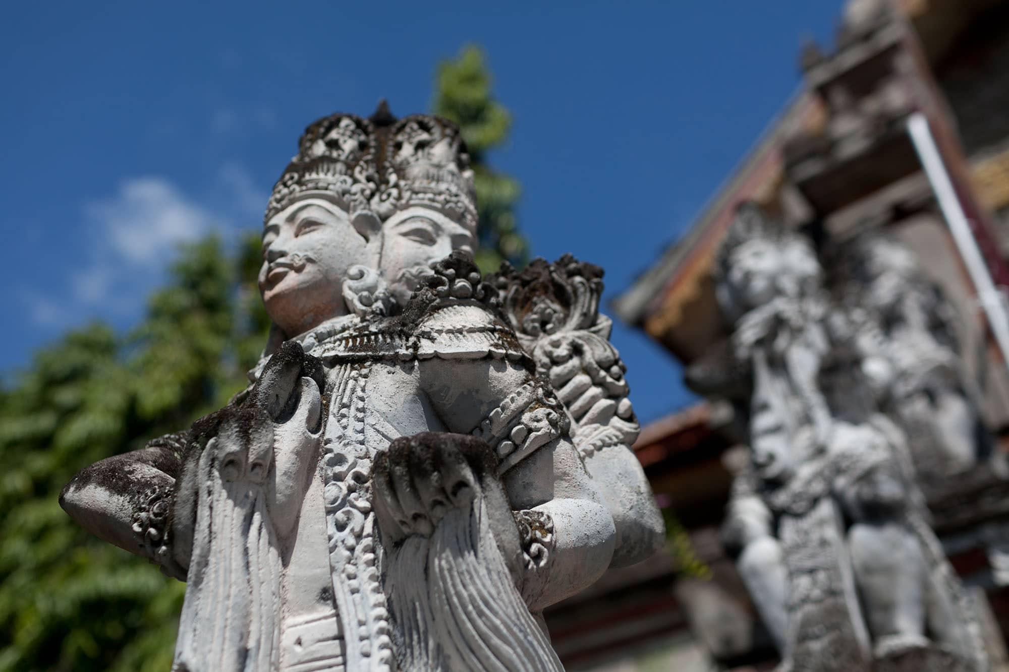 Buddhist temple near Lovina, Bali