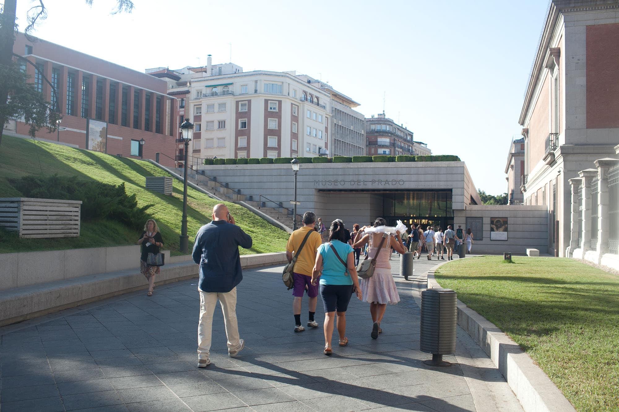 Museo del Prado in Madrid, Spain.