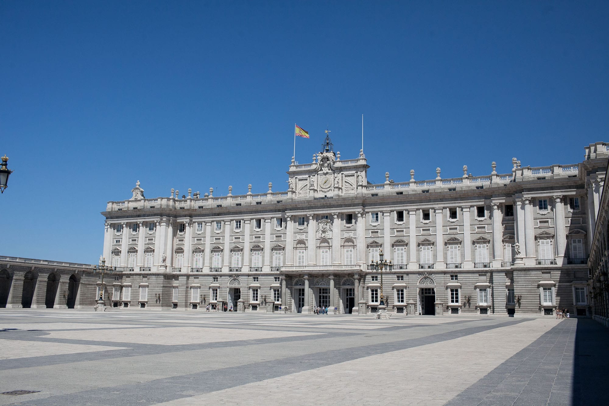 Museo Reina Sofía in Madrid, Spain.