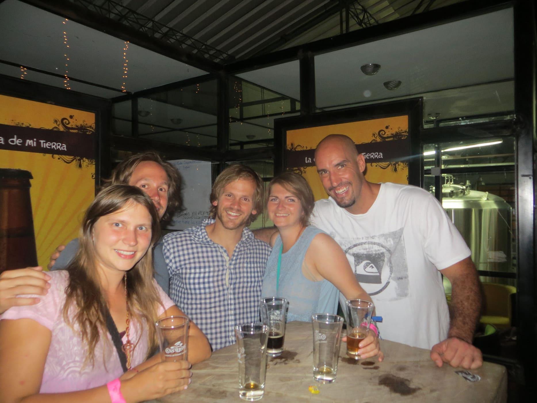 3 Cordilleras Brewery in Medellin, Colombia