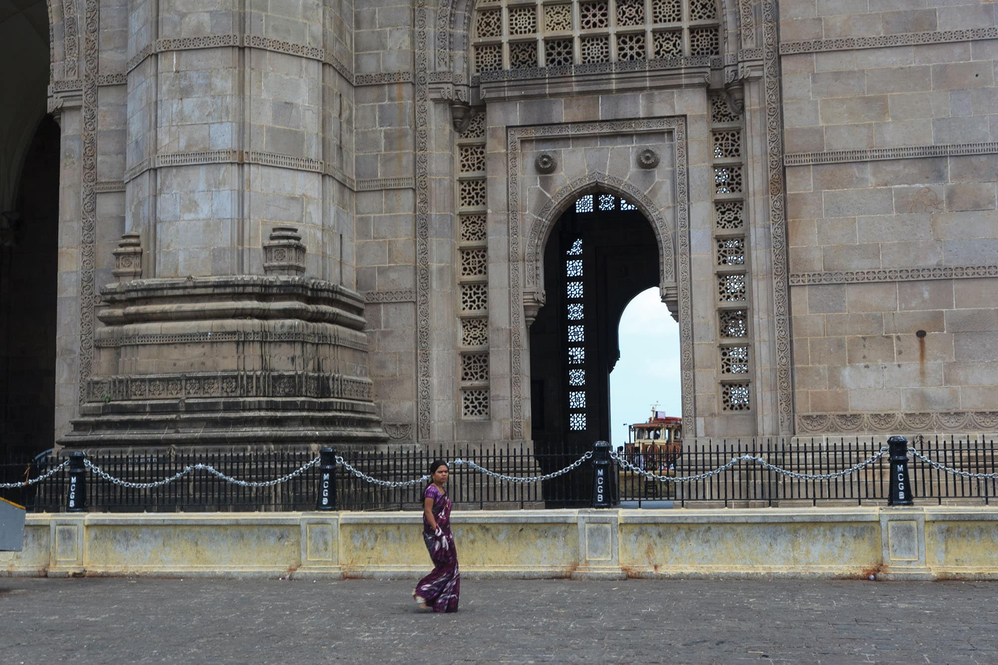 Gateway of India in Mumbai, India. | Bye bye Mumbai.