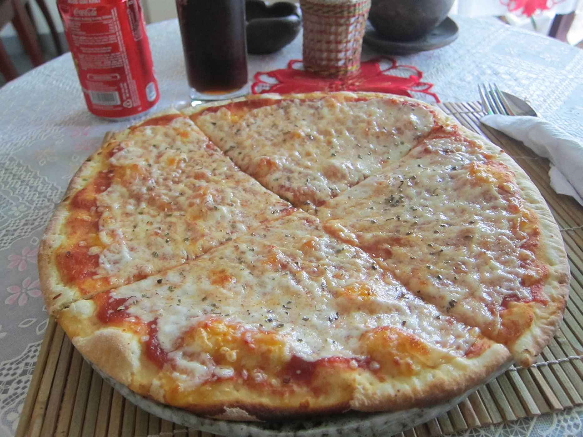 Pizza in Nha Trang, Vietnam
