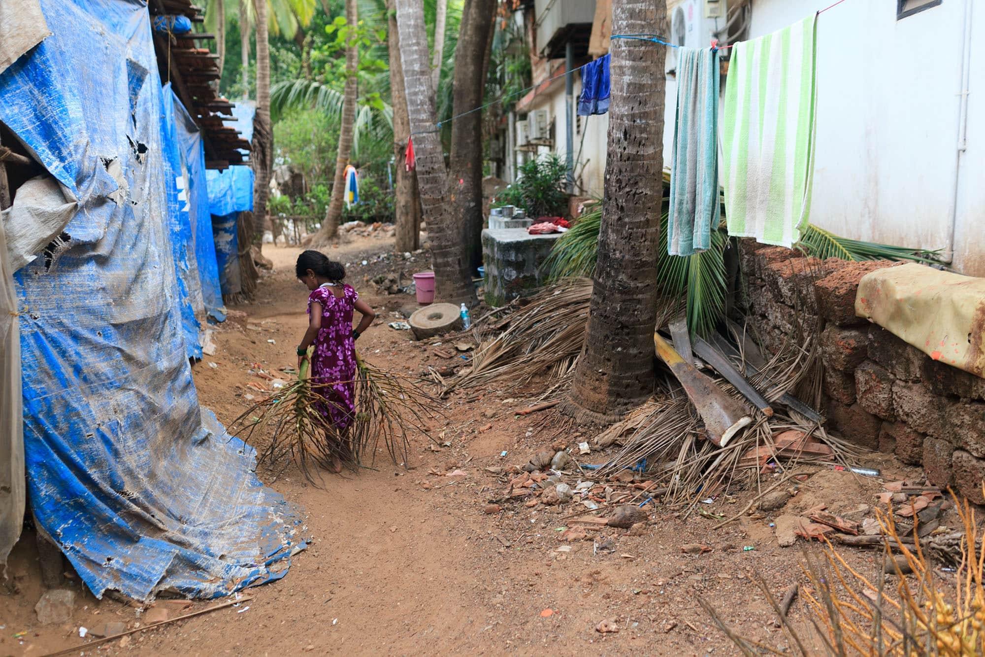 Palolem, Goa, India.