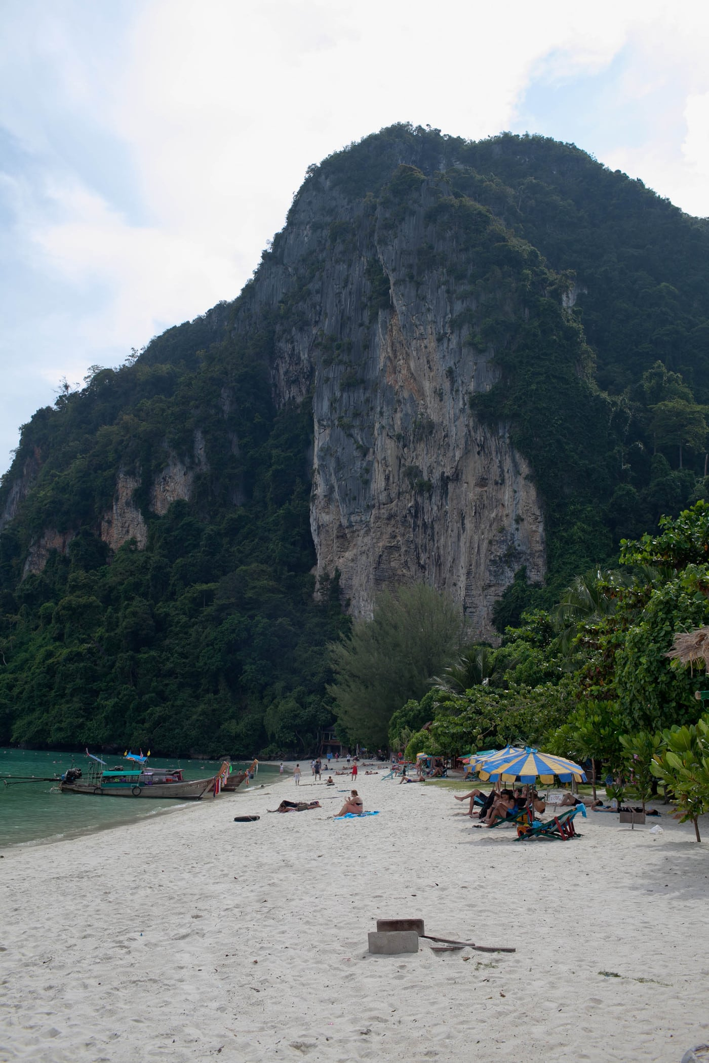 Koh Phi Phi island in Thailand