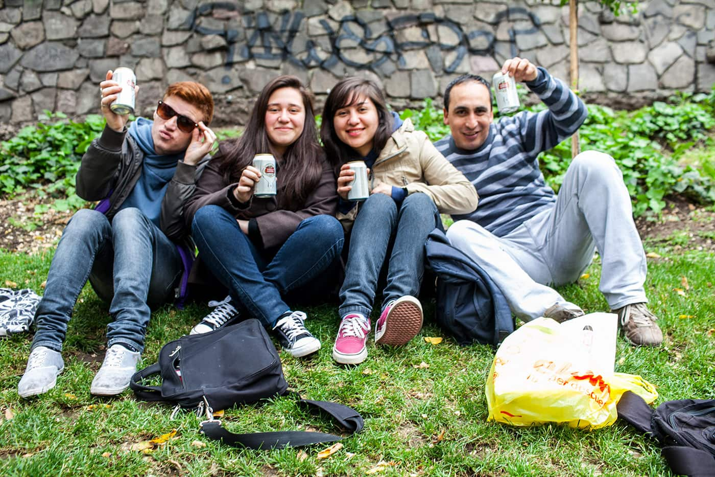Humans of Santiago, Chile
