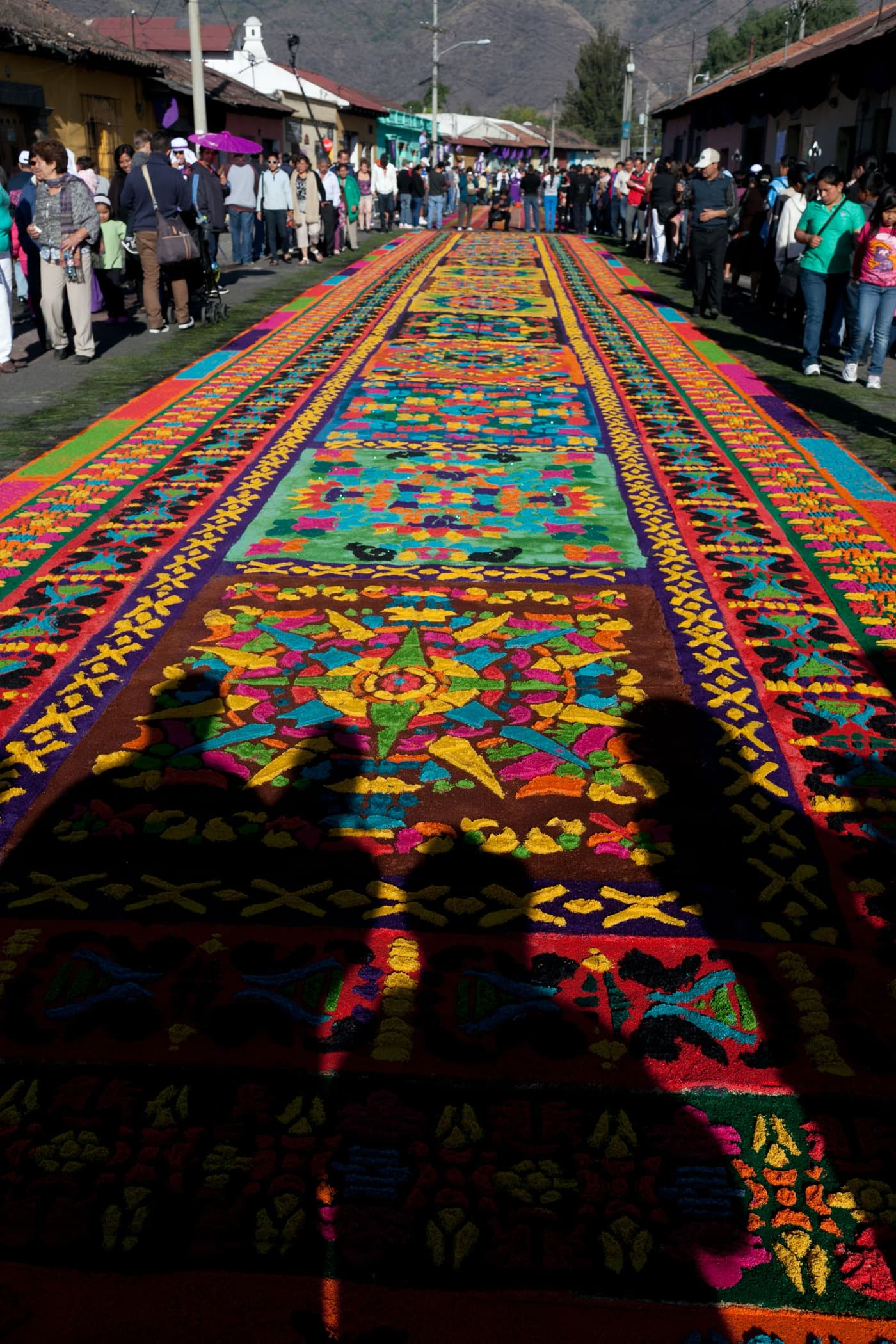 Alfombras de semana santa en antigua guatemala choosing for Antigua alfombras