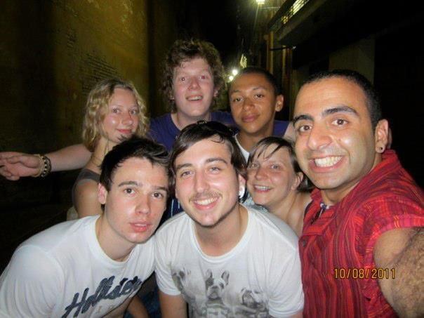 Trivia Night in Sevilla, Spain