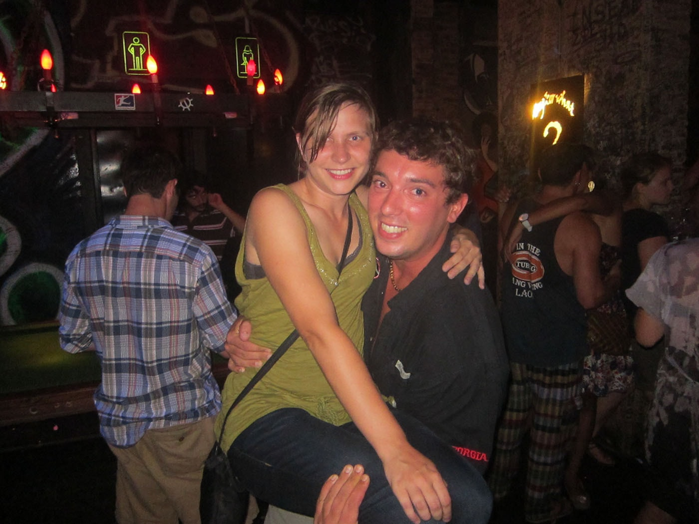 Nightlife in Siem Reap, Cambodia: Ankor What Bar