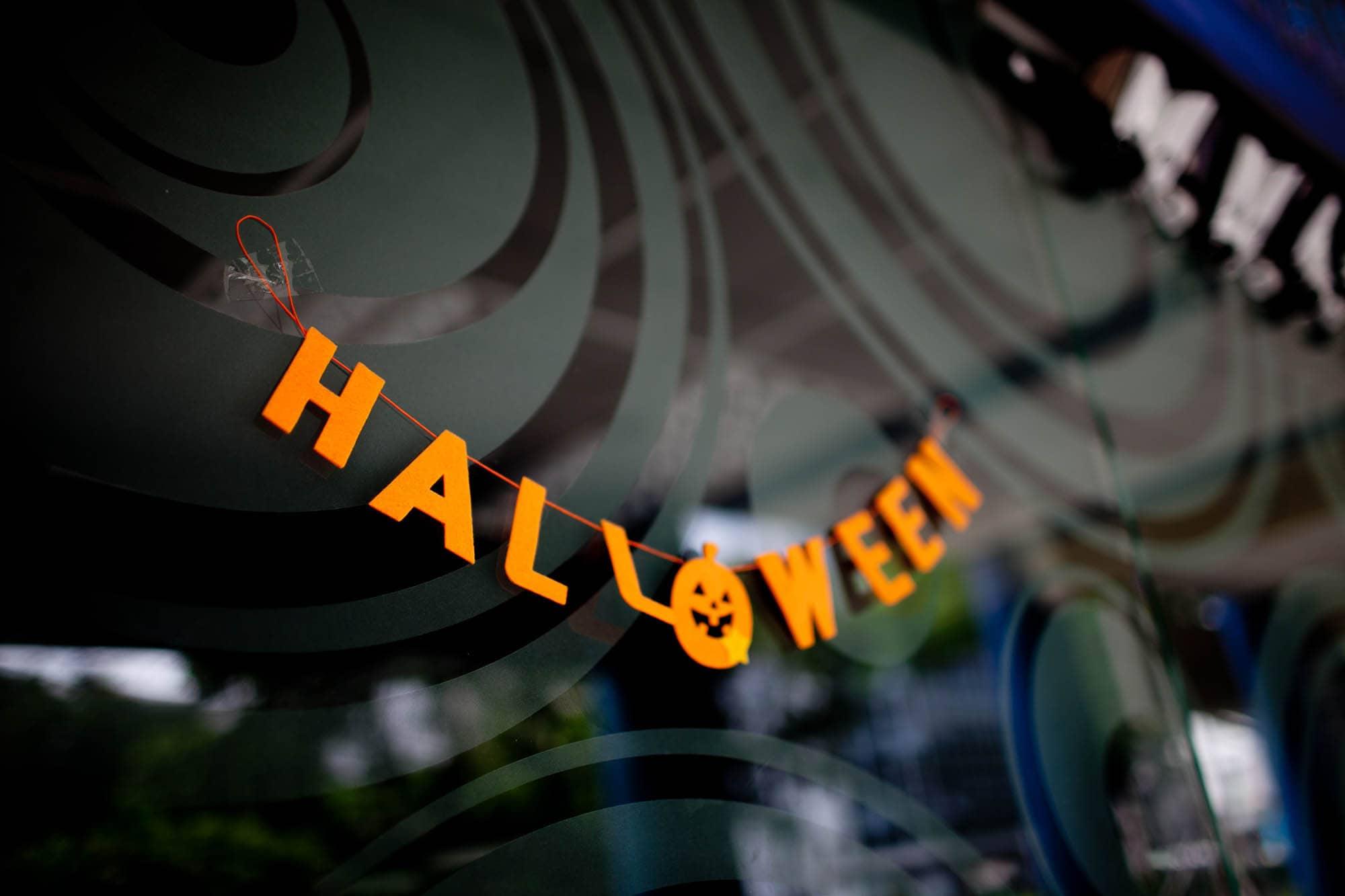 Halloween in Singapore
