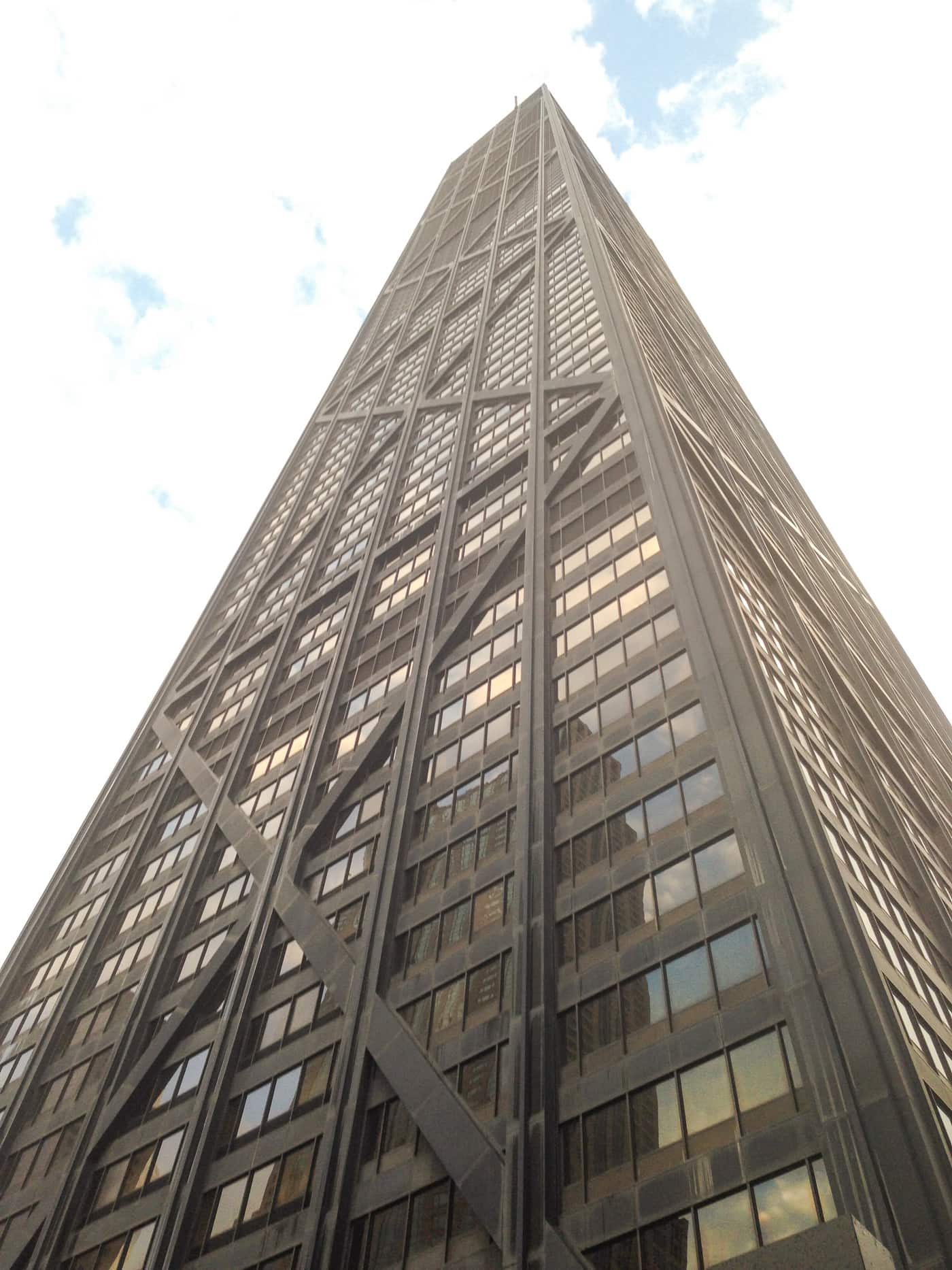 John Hancock Center in Chicago, Illinois
