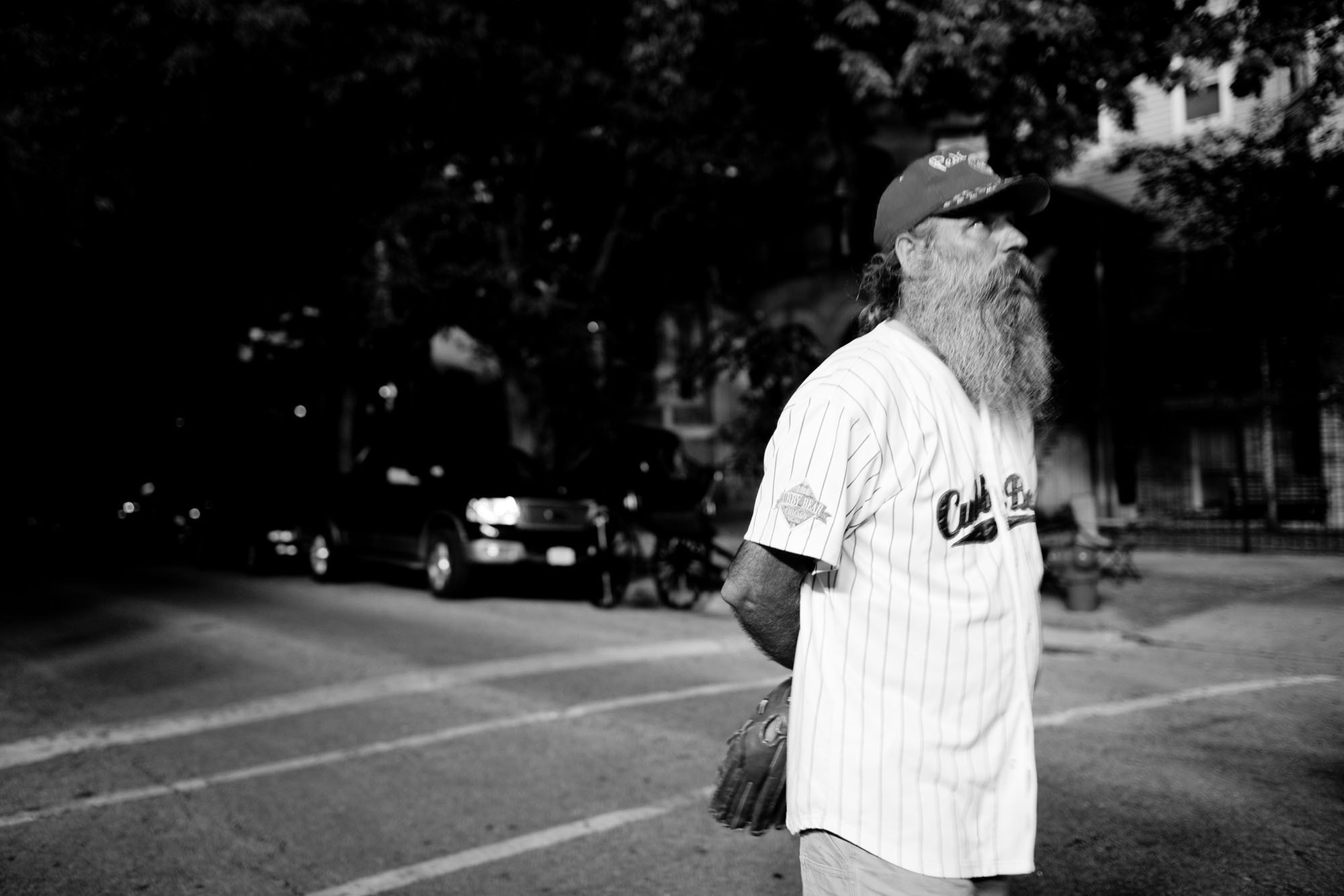 Wrigleyville Street Photography