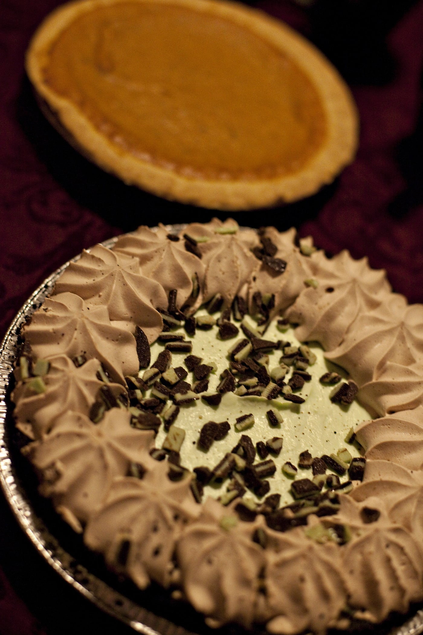 Cooking Thanksgiving Dinner - Thanksgiving Pies