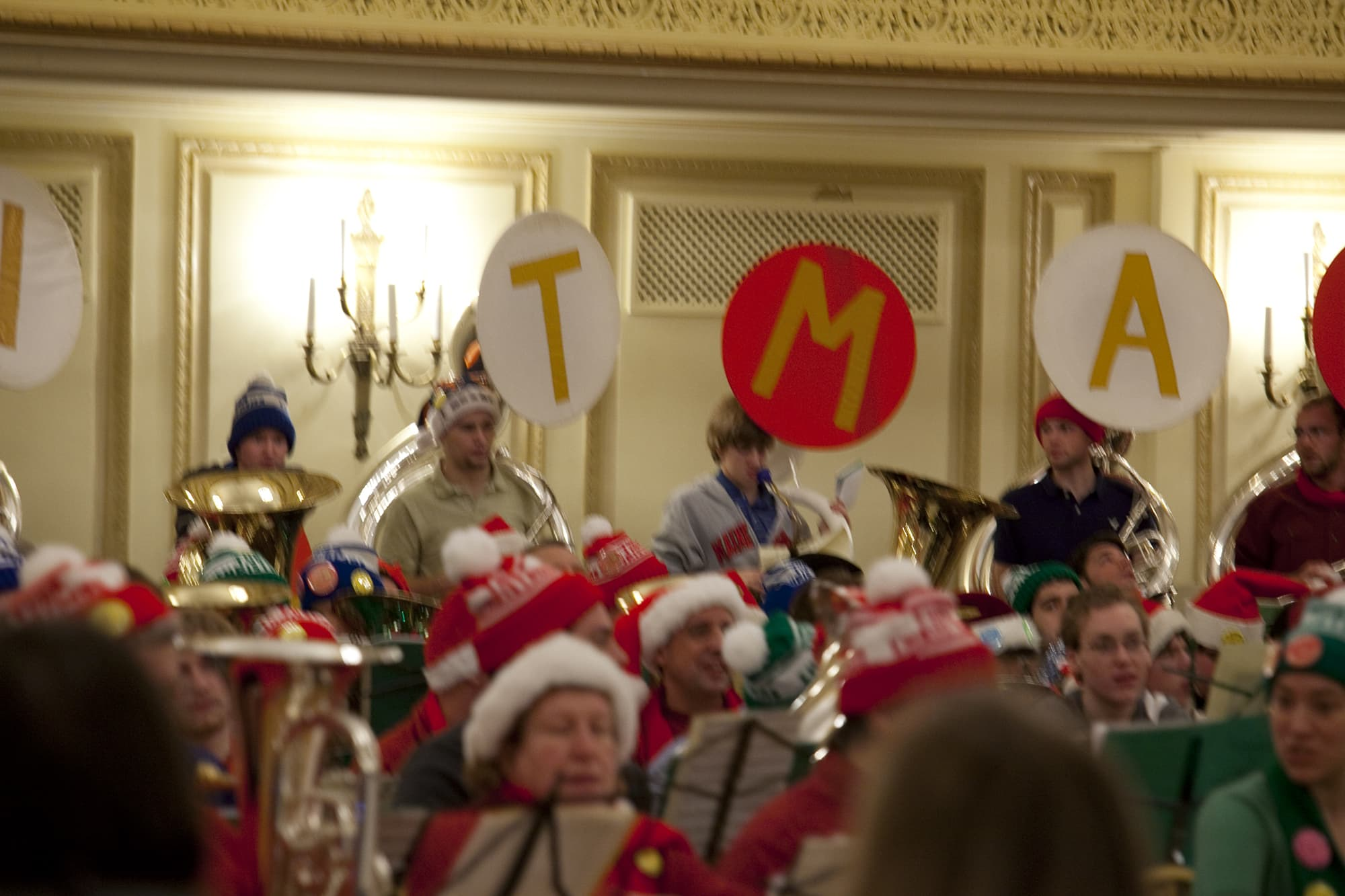 Tubachristmas in Chicago