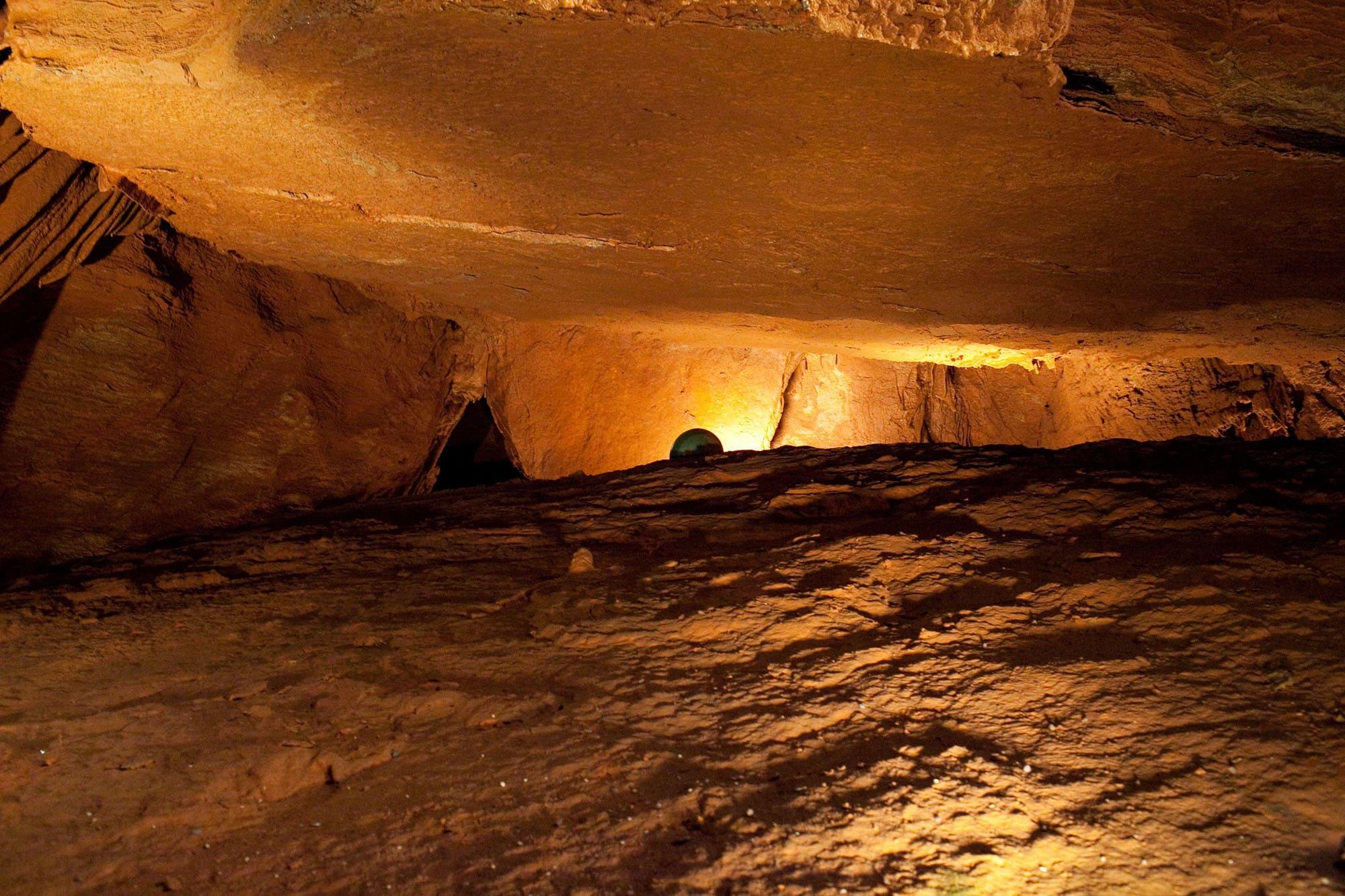 Virginia/North Carolina Road Trip - Shenandoah Caverns