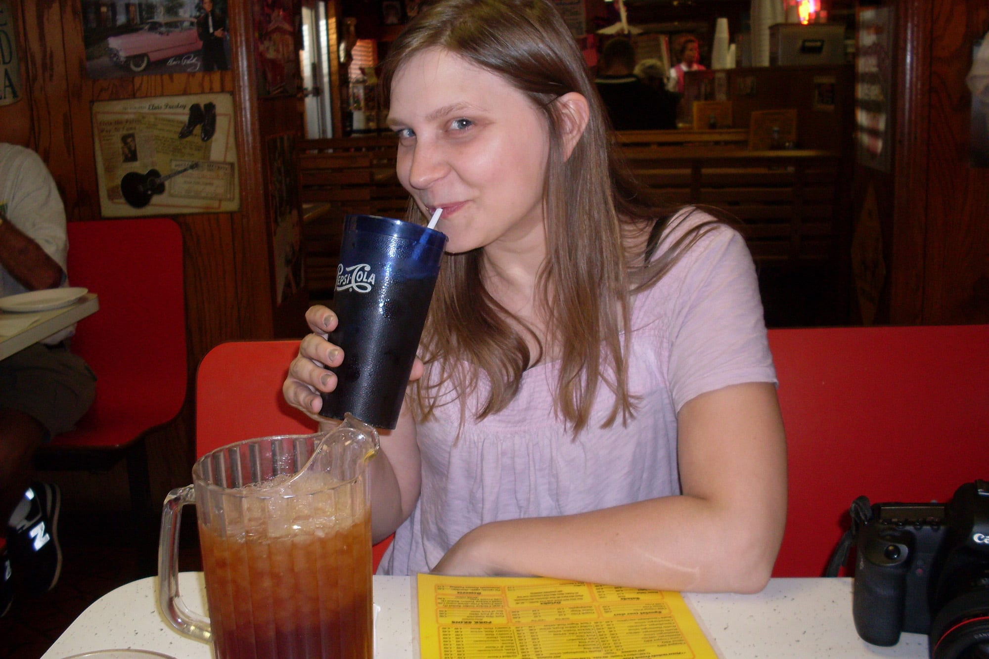 Virginia/North Carolina Road Trip - Trying Sweet Tea for the first time