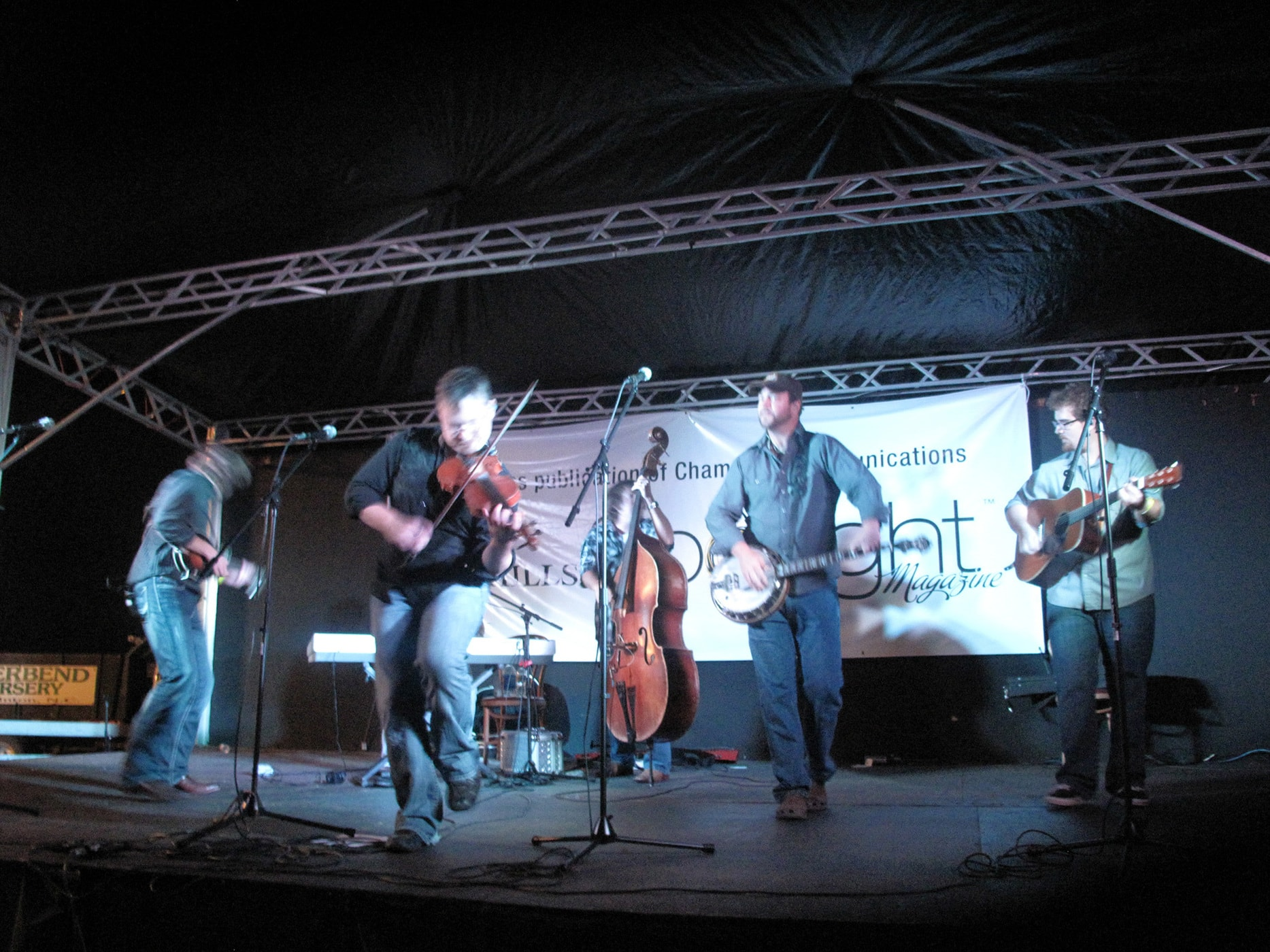 RedBone Willy's Bluegrass and Acoustic Music Festival - Mountain Heart