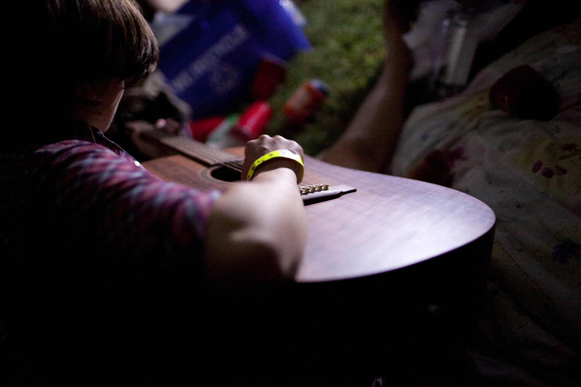 RedBone Willy's Bluegrass and Acoustic Music Festival - Camping