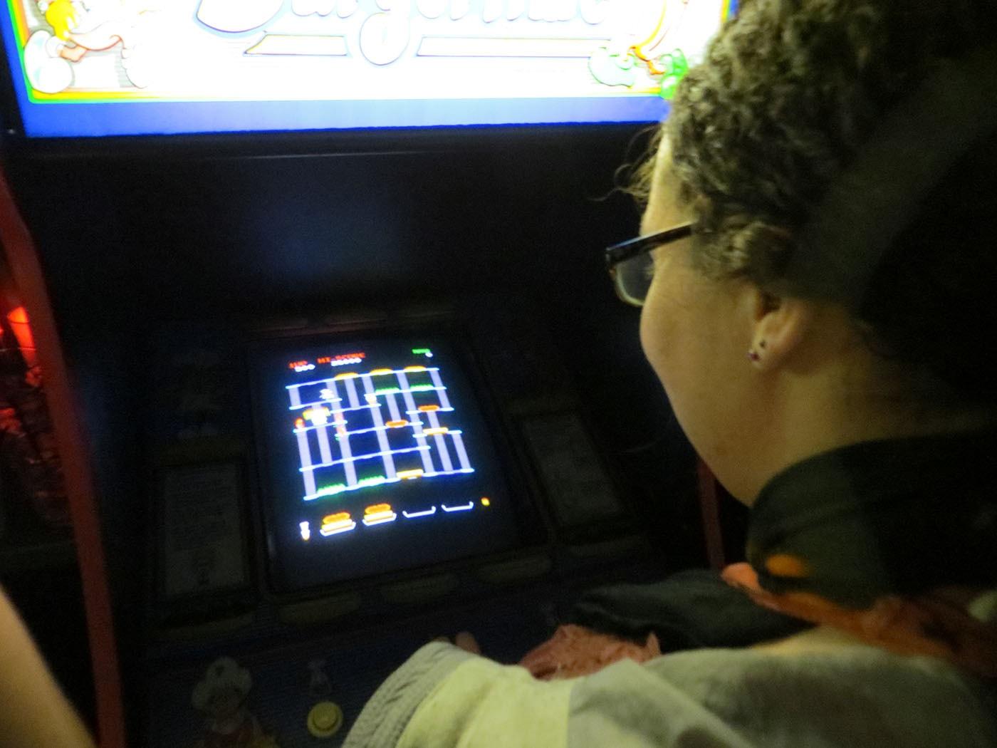 Emporium Arcade Bar in Wicker Park, Chicago, Illinois