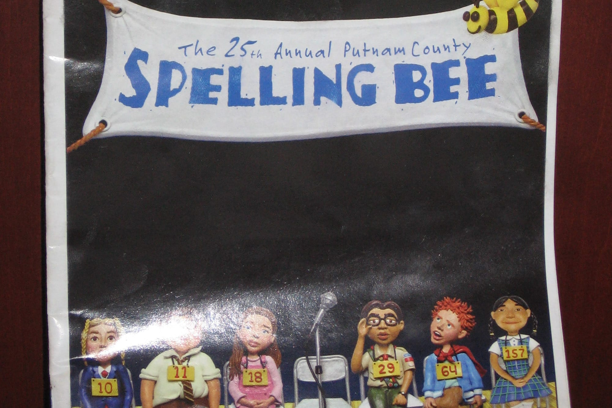 The 25th Annual Putnam County Spelling Bee in Chicago