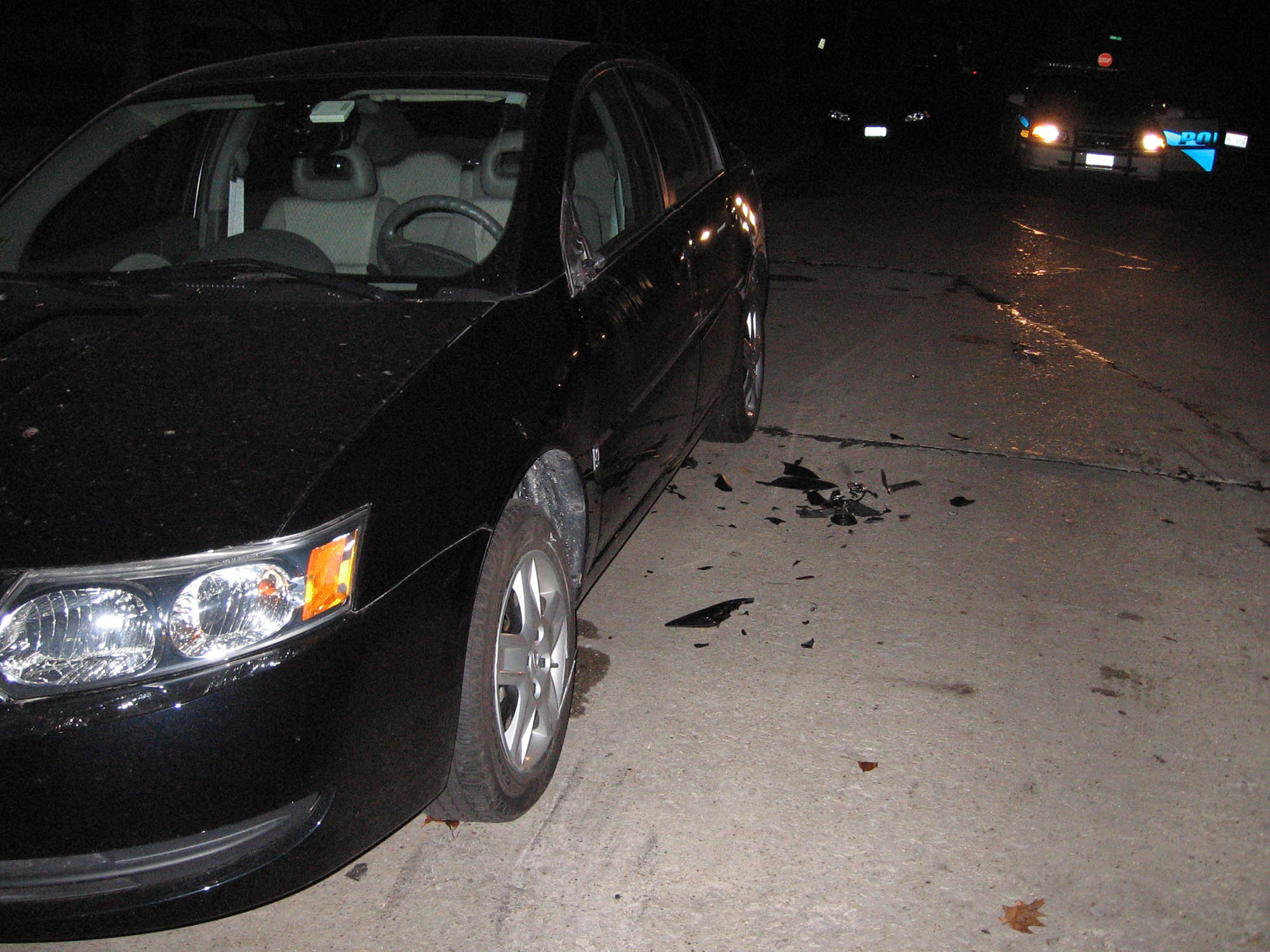 My car got hit by a drunk driver