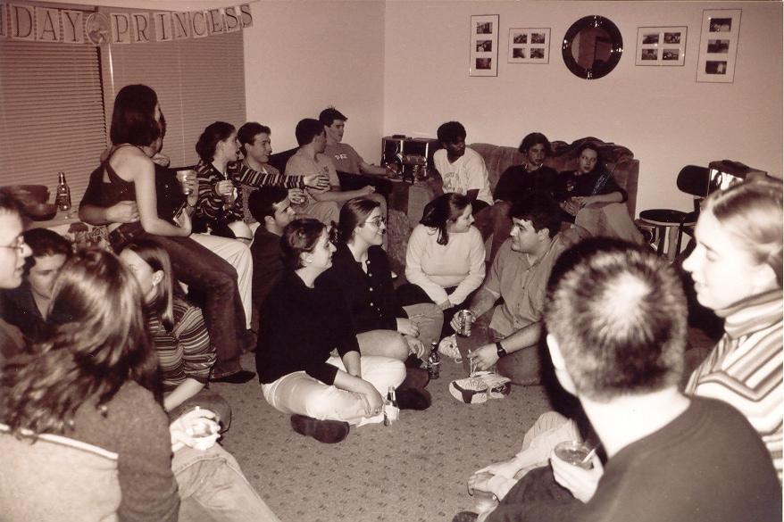 Happy 21st birthday to me - my 21st birthday party.