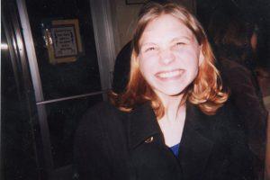 Senior year high school homecoming in 1998.