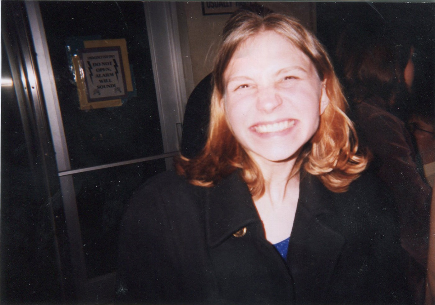 Senior year high school homecoming in 1998.