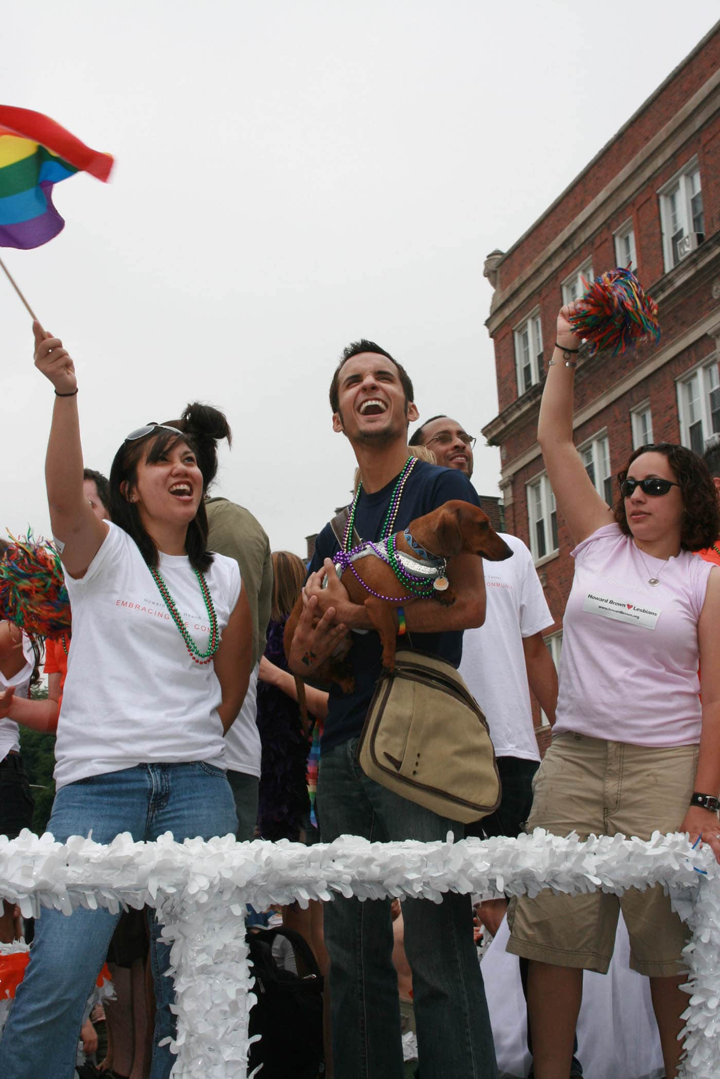 Chicago Gay Pride Parade 2007