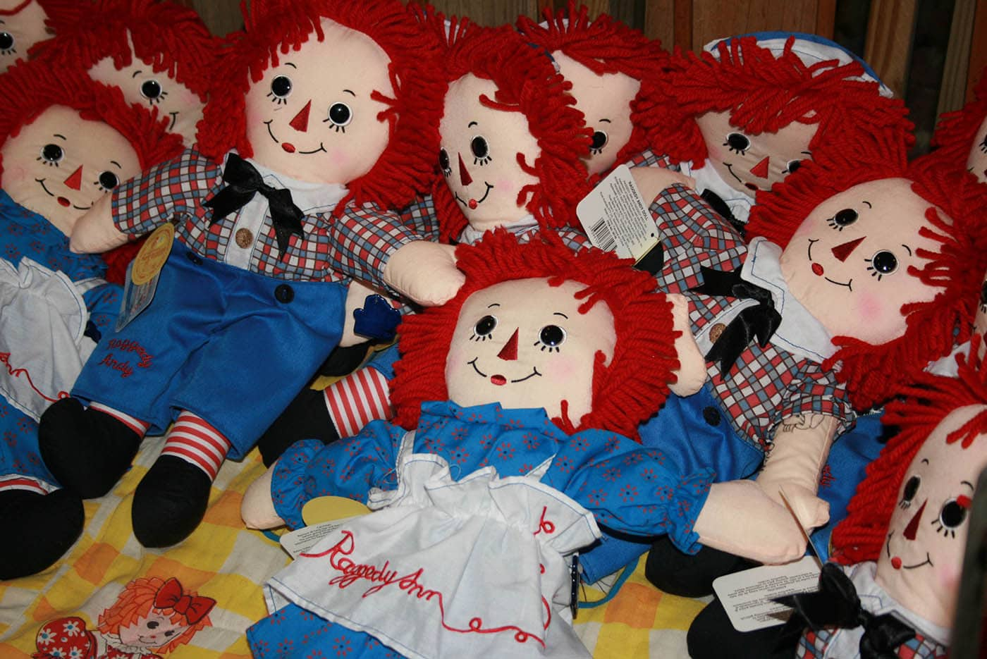 ILLINOIS ROAD TRIP AND ROADSIDE ATTRACTIONS: RAGGEDY ANN MUSEUM IN ARCOLA