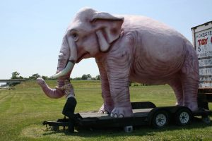 Illinois Road Trip and Roadside Attractions