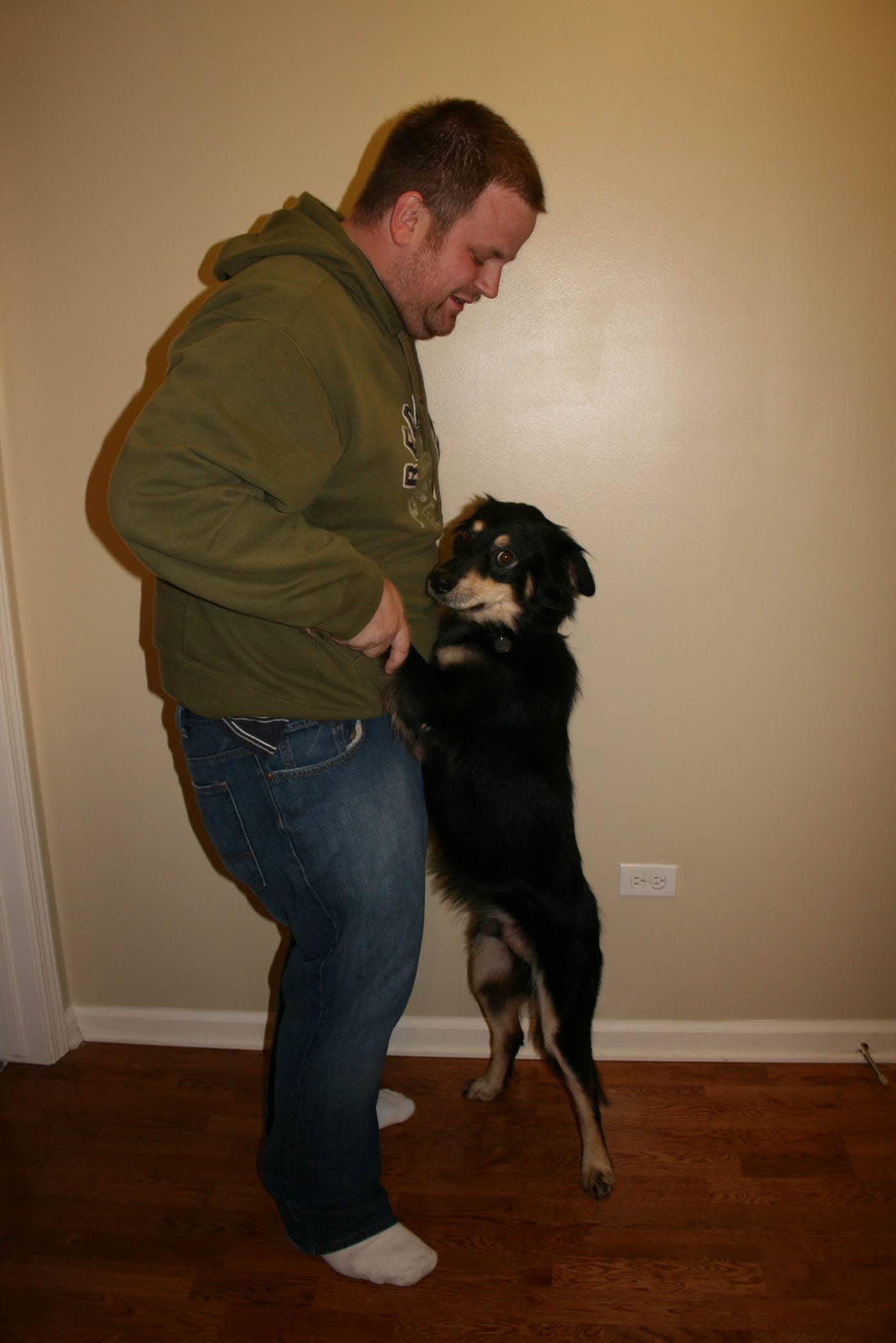 Ruggles the Dog