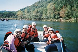 Upper Gauley White Water Rafting in West Virginia