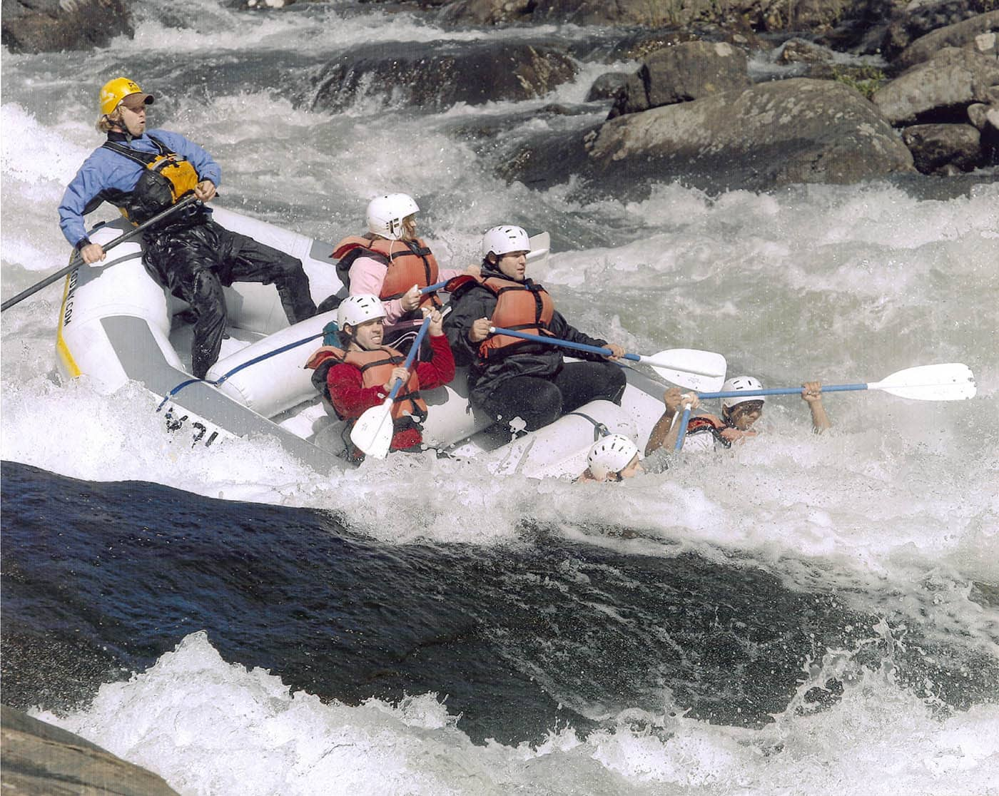 Upper Gauley White Water Rafting in West Virginia